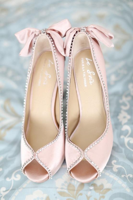 زفاف - أحذية