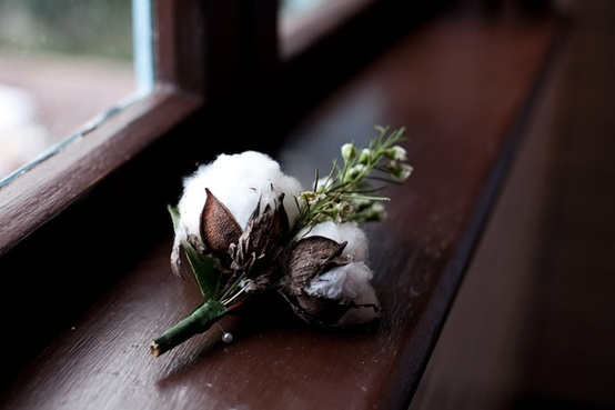 Wedding - Rustic Boutonniere ♥ Unique Boutonniere for Groom