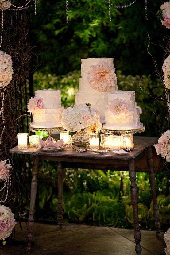 Свадьба - Торты
