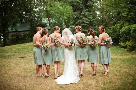 Wedding - Bridesmaids
