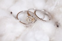 wedding photo - Wedding & Engagement Rings