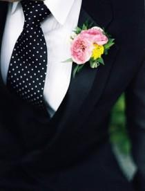 wedding photo -  Mens Attire Trends ♥ Stylish Groom Clothing