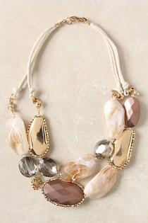 wedding photo - Vespero Necklace ♥ Handmade necklace