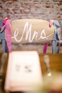 wedding photo - Wedding Signage