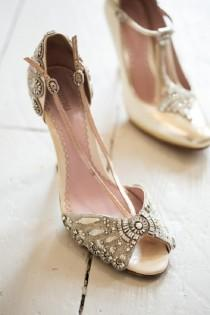 wedding photo -  Bride Shoes Ideas