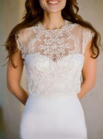 wedding photo - Lace & Luxury