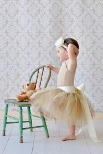 wedding photo - Свадебные Детские вещи, платья девушки цветка, кольцо предъявителя ...