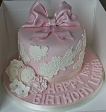 wedding photo - 18Th Birthday Cake