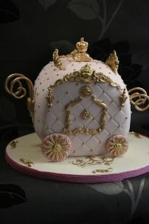 wedding photo - Royal Carriage gâteau
