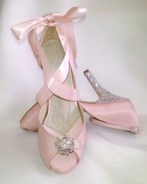 wedding photo - Ballet Pink.