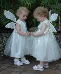 wedding photo - Flowergirls