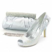 wedding photo - Chaussures de mariée mariage