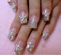 wedding photo - Quick Tips To Start Nail-Art: Get Eye-catchy Nails Today