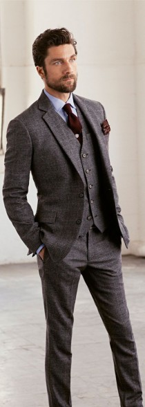 wedding photo - Dashing Wedding Suit For Men