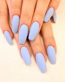 wedding photo - 17 Manicures That Will Have You Mad About Matte