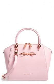 wedding photo - Ted Baker London 'Small' Slim Bow Tote