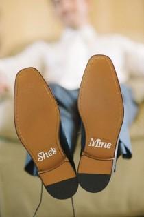 wedding photo - Sexy Shoe for Groom
