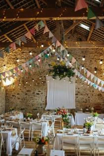 wedding photo - Barn Wedding Decoration