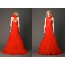 wedding photo - Red Couture