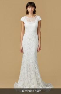 wedding photo - nouvelle AMSALE Juno Mermaid Gown (In Stores Only)
