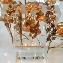 wedding photo - JENNIFER BEHR