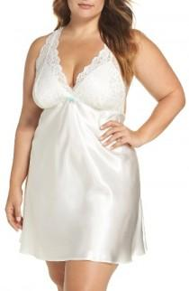 wedding photo - Flora by Flora Nikrooz Emma Chemise (Plus Size)