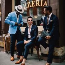 wedding photo - BEAUTIFUL MENSWEAR