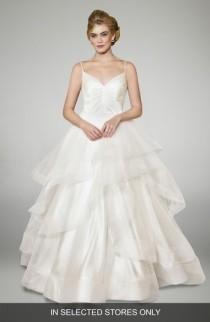 wedding photo - Matthew Christopher Arabella Silk Ballgown