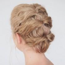wedding photo - Christina - Hair Romance