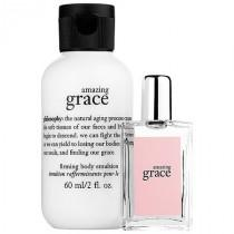 wedding photo - Amazing Grace Eau de Toilette & Firming Body Emulsion Duo