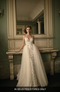 wedding photo - Berta Beaded Lace & Tulle Ballgown