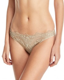 wedding photo - Mystre de Minuit Lace Brazilian Briefs