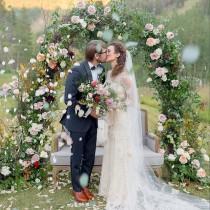 wedding photo - Ruffled