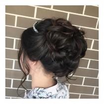 wedding photo - Wedding and Bridal Hairstylist