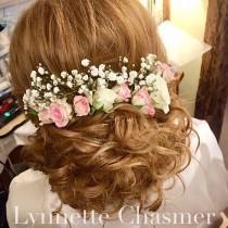 wedding photo - International Bridal Hair