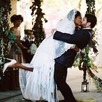 wedding photo - BRIDES Magazine