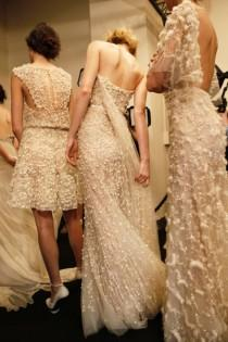 wedding photo - أنيقة التصميم الخاص فستان السهرة