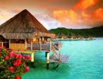 wedding photo - Happy Honeymoon ♥ Dream Honeymoon Destination