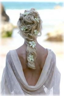 wedding photo -  Fairy Wedding HairStyles ♥ Wedding Hair Inpspiration