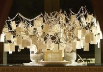 wedding photo -  Wedding Wish Tree ♥ Unique & Creative Wedding Ideas | Dugun Dilek Agaci