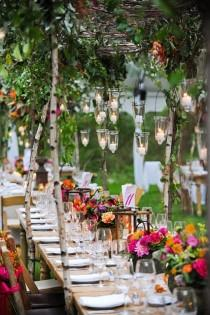 wedding photo -  Garden Wedding Decoration | Kir ve Bahce Dugunu Dekorasyonlari