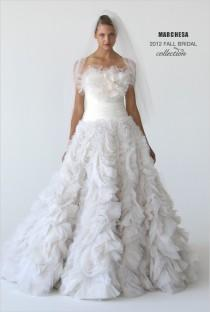 ea93494c4a Wedding Ideas - Marchesa - Weddbook
