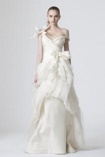 wedding photo - فيرا وانغ فستان الزفاف ديفون