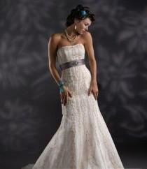 wedding photo -  Lace Wedding Dresses