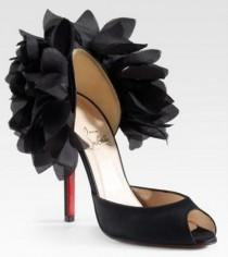 wedding photo - Christian Louboutin Düğün Ayakkabı