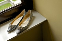 wedding photo - Jimmy Choo Scarpe da sposa