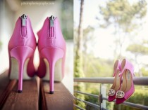 wedding photo - Chic und modische Hochzeit High Heel Pumps