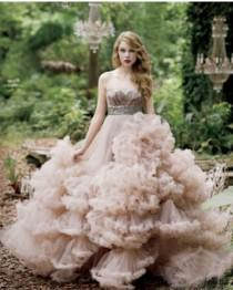 wedding photo -  Dream Special Design Wedding Dress ♥ Fairy Wedding Dress