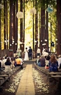 wedding photo -  Rustic Wedding Decor