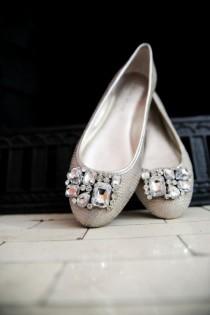 wedding photo - Симпатичные Свадебная обувь ♥ Модная и удобная обувь Свадебные